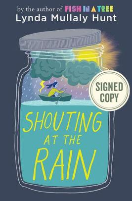 Shouting at the Rain (Signed Book)