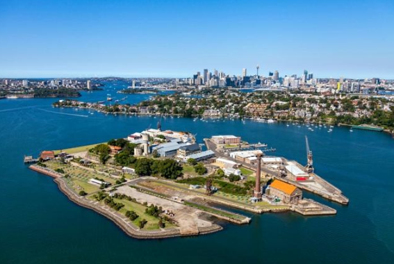 Cockatoo Island - an exciting family day trip in Sydney