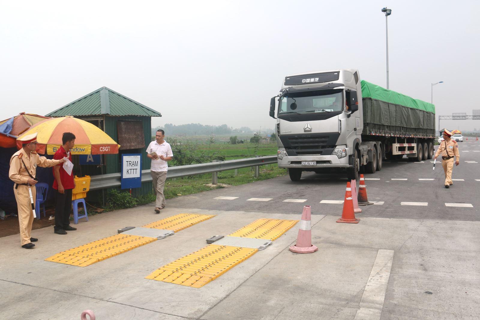 Description: Kết quả hình ảnh cho kiểm soát tải trọng xe