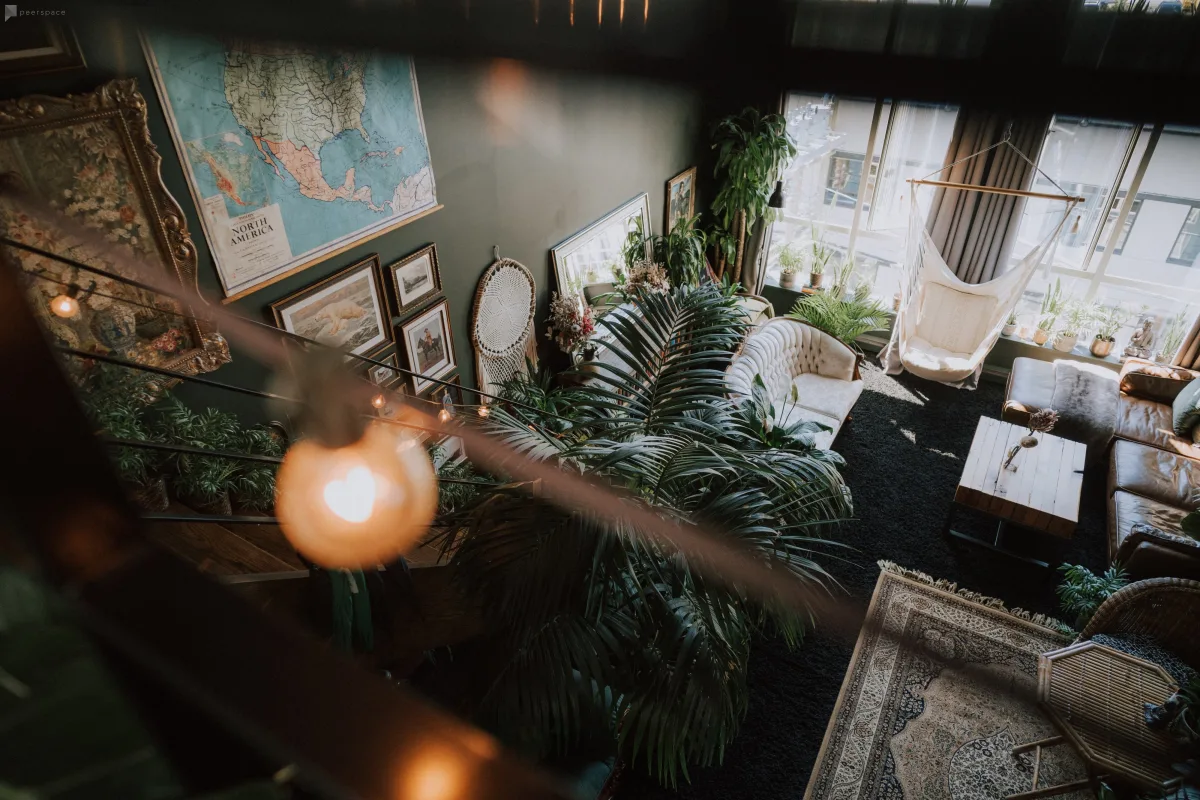 jungle loft in vancouver
