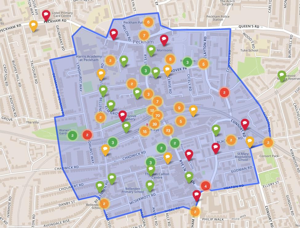 Mapping the social city: Atlas of social maps xlsx