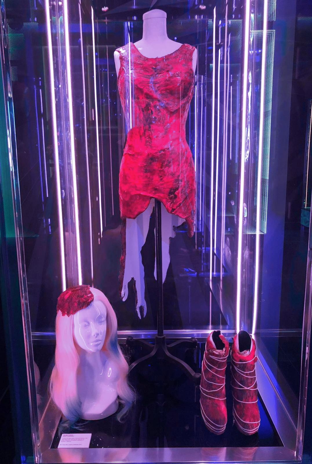 ליידי גאגא האוס אוף גאגא מה לעשות בלאס וגאס הכי שווה