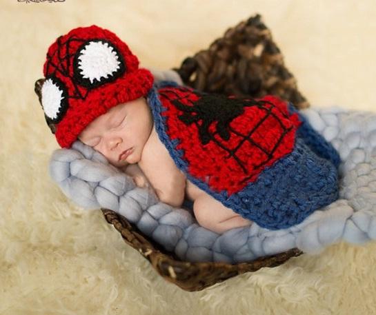 Ubranka dla niemowląt do sesji zdjęciowych: Jak się ubrać noworodka?Jak samemu zrobić sesję zdjęciową noworodkową w domu? 15
