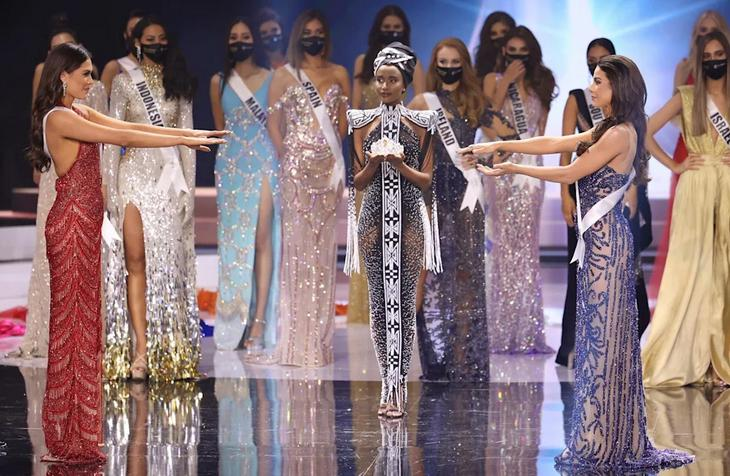 Trực tiếp chung kết Hoa hậu hoàn vũ Thế Giới - Miss Universe 2020 -  VietNamNet