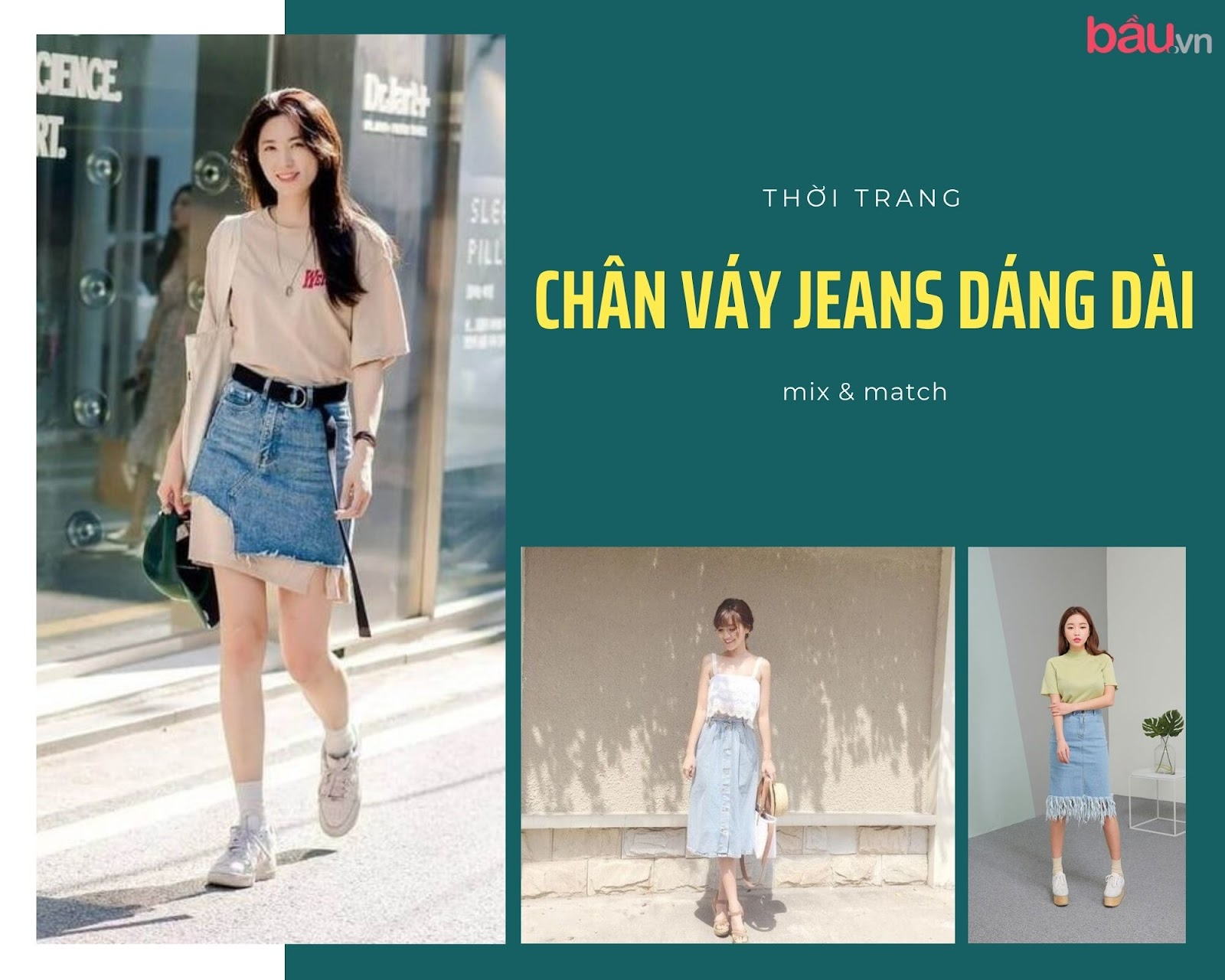 3 món đồ jeans mà các cô nàng nên tậu ngay và luôn cho mùa thu 2020 - ảnh 1