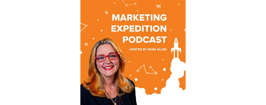 Marketing Expedition Podcast logo
