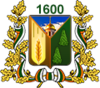 Coat of Arms of Pervomaysky district (Tomsk oblast).png