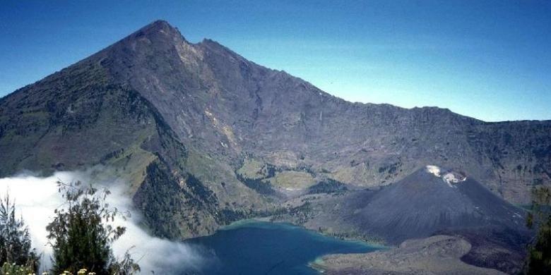 6 Fakta Gunung Rinjani yang Mungkin Belum Kamu Tahu Halaman all ...
