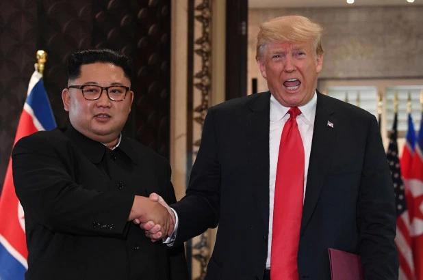 ¿Norcorea Lanza Misiles justo antes de charla con Trump?