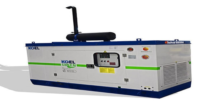 Diesel Used 25 kVA Genset, 230/415 V
