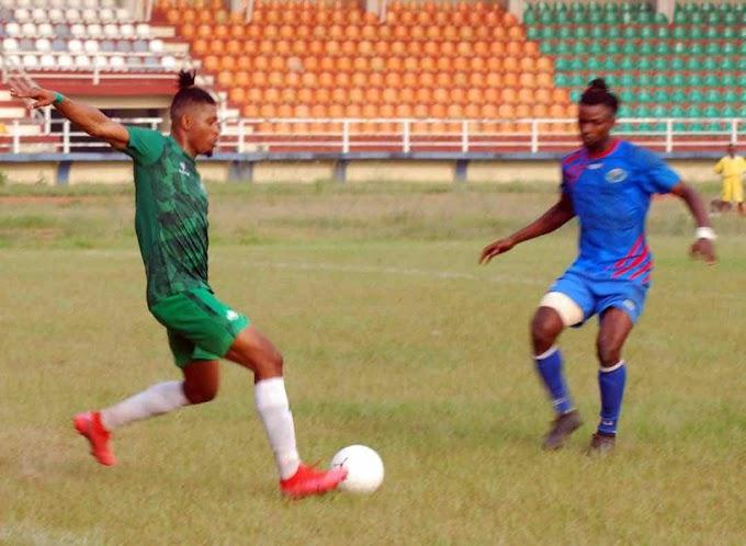 Nasarawa Utd's Tebo Franklin denies transfer link