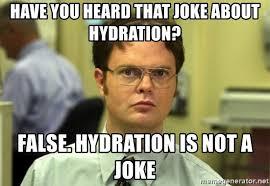 Image result for meme hydration