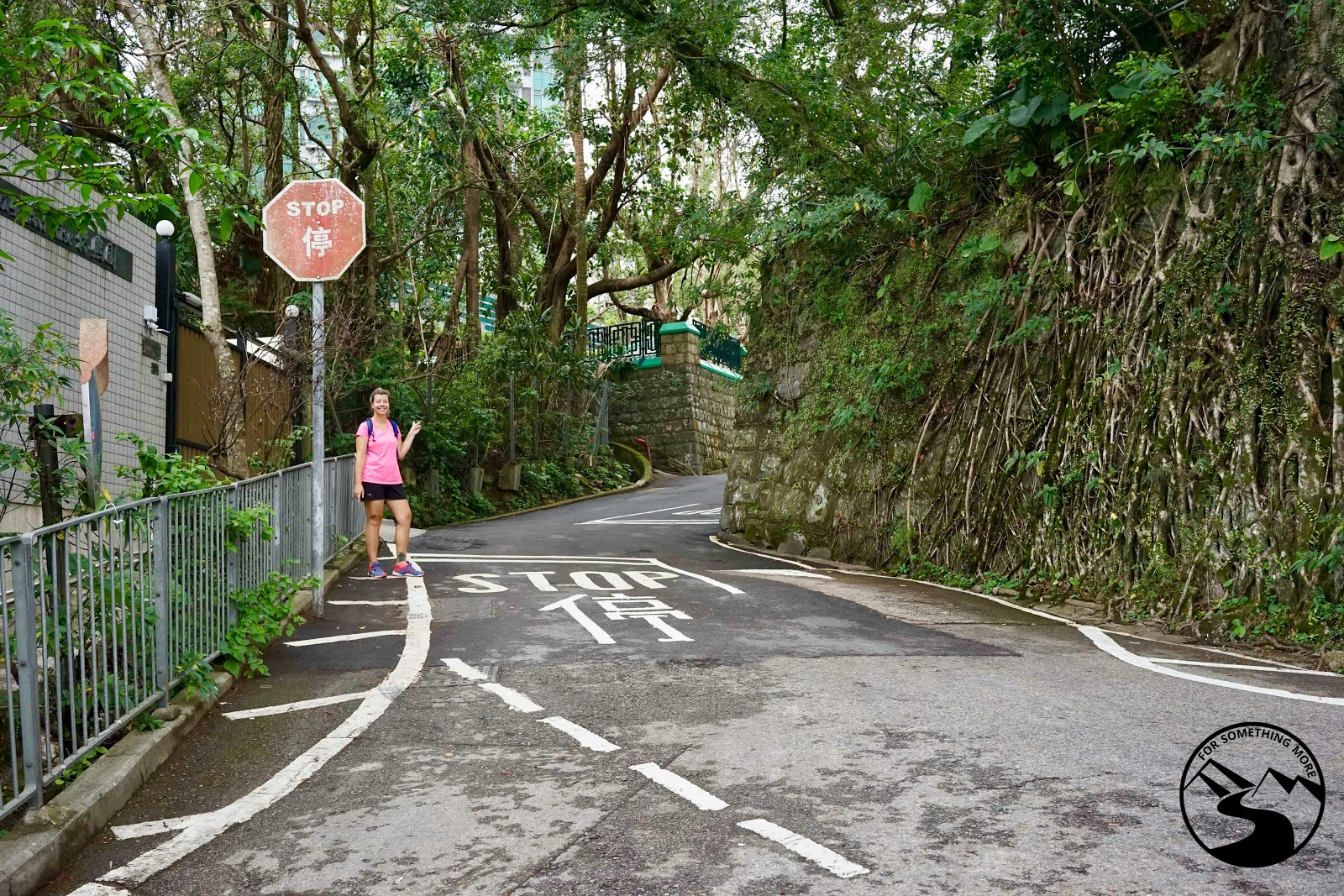 %name Hiking to Victoria Peak but Avoiding the Crowds