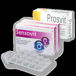 Benessere sessuale e della prostata