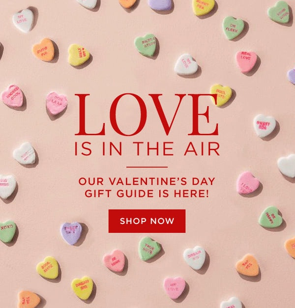 4 Powerful Sales Email Tactics for Valentine's Day