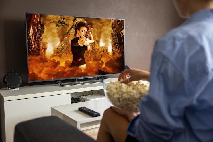 テレビサイズの選び方