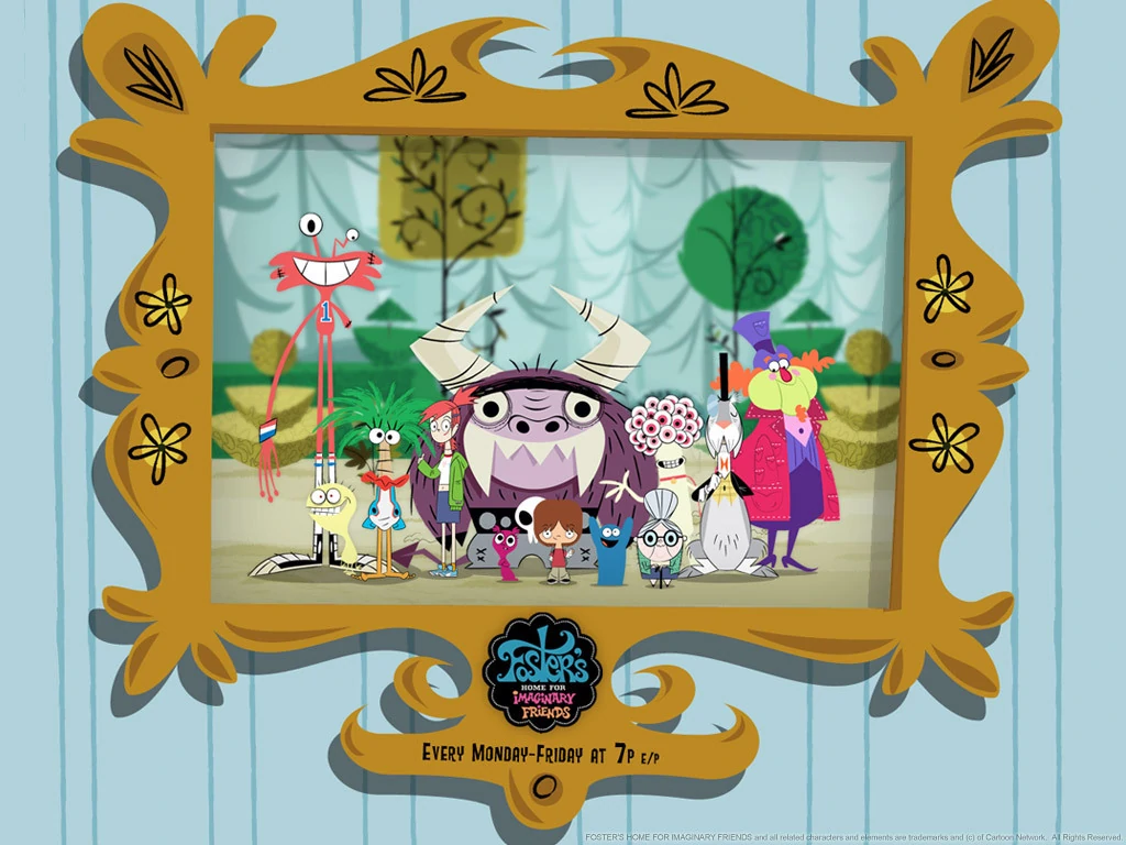 Fosters Home For Imaginary thor gundersen's blogs: foster's home for imaginary friends