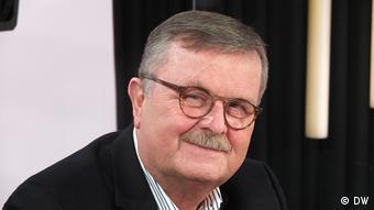 Председатель WMA Франк Ульрих Монтгомери
