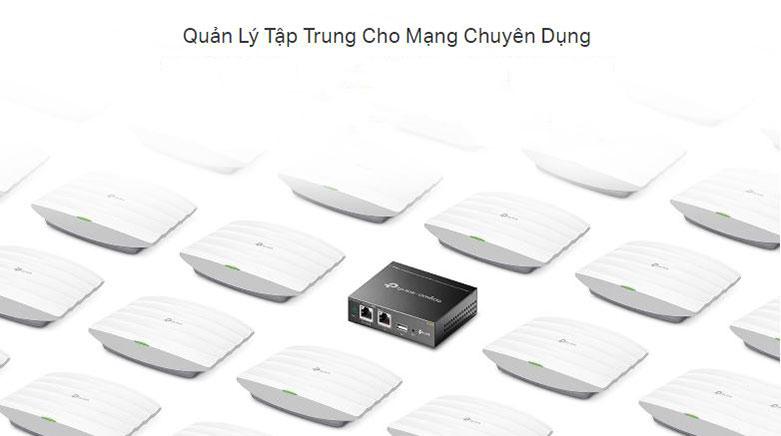 Omada Cloud Controller TP-Link OC200   Quản lý mạng tập trung