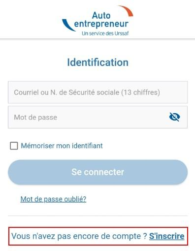connexion-appli-autoentrepreneur-urssaf