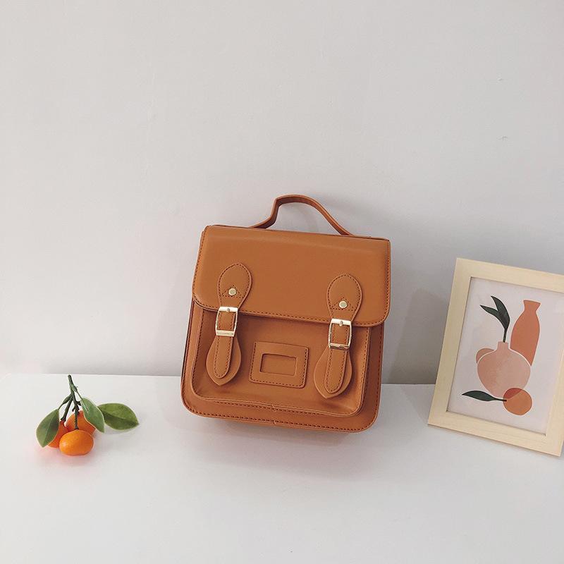Classy Retro School Backpack  for Children