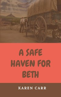 Beth and her three children flee a manipulative relative in Boston. They join a wagon train and go as far as Fort Laramie. Where will they go from there? Will they be safe? Will God show them the way even when Beth lies to protect her family? https://karenmcarr.vpweb.com/