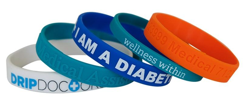 Silicone Wristbands: The Complete Guide | Wristband Creation