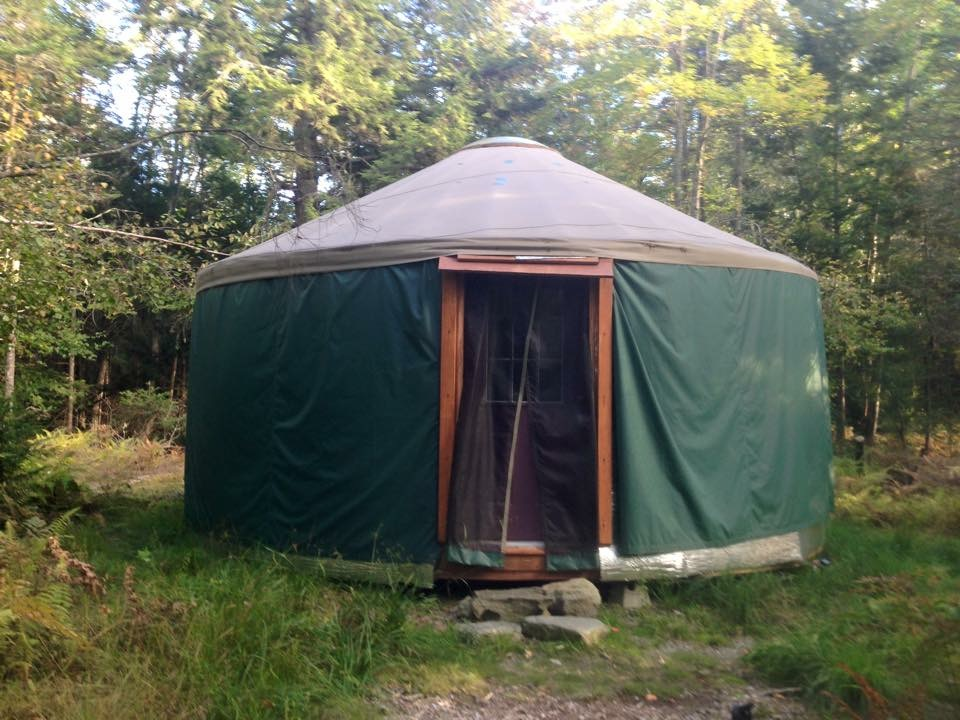 Hiker Gift Idea Rent a Yurt