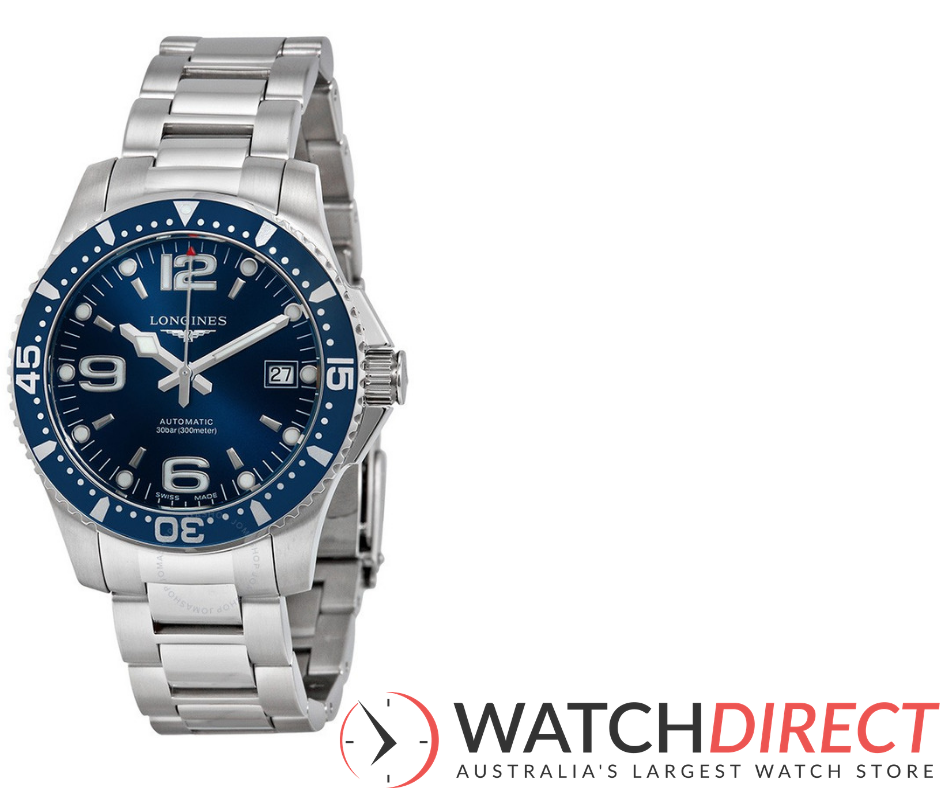Longines Conquest Automatic Blue Dial Men's Watch is one of those ideal secret presents to wow him with.