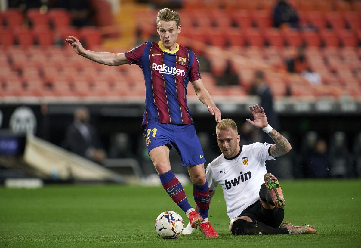 Barcelona đã đánh bại Valencia trong lần gặp nhau gần nhất
