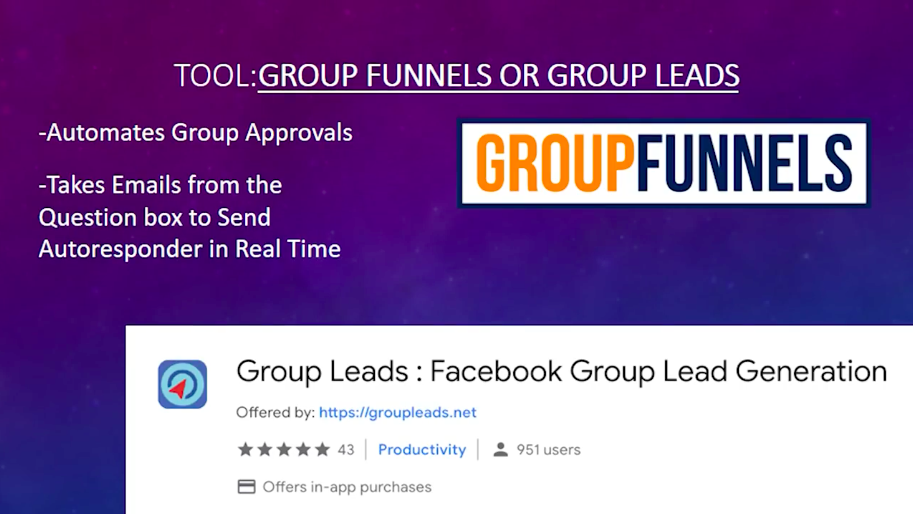 GroupFunnels или Group Leads