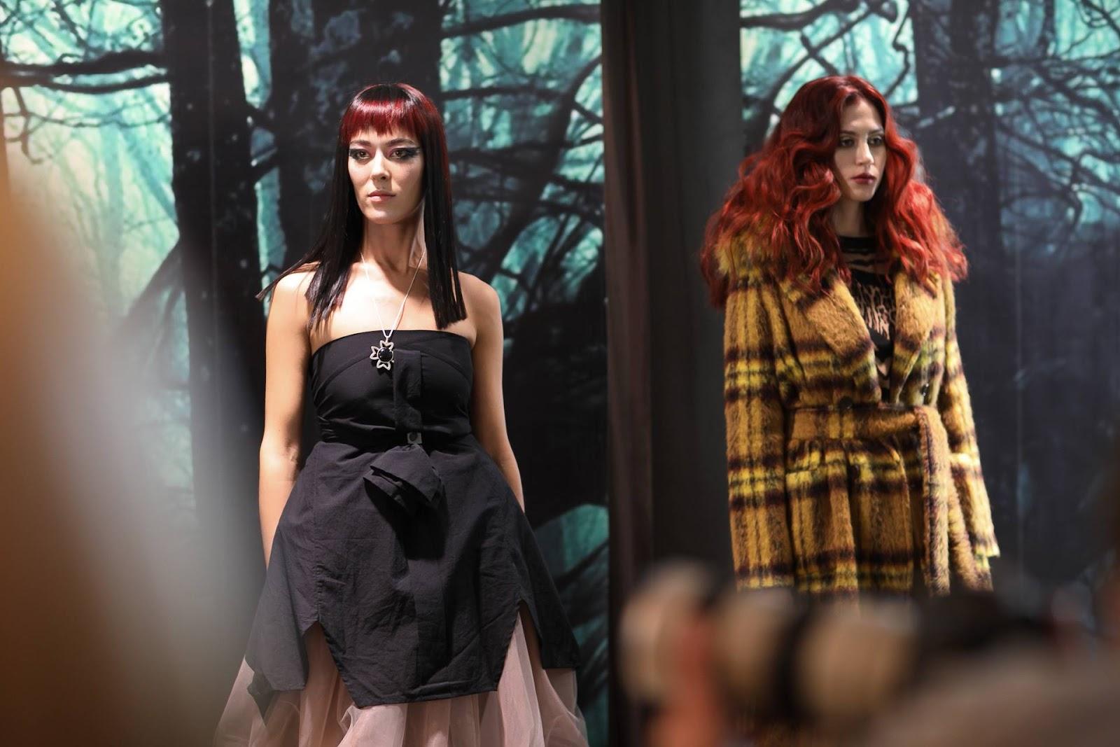 Модные образы зимы 2016/2017 – волосы, макияж, стиль