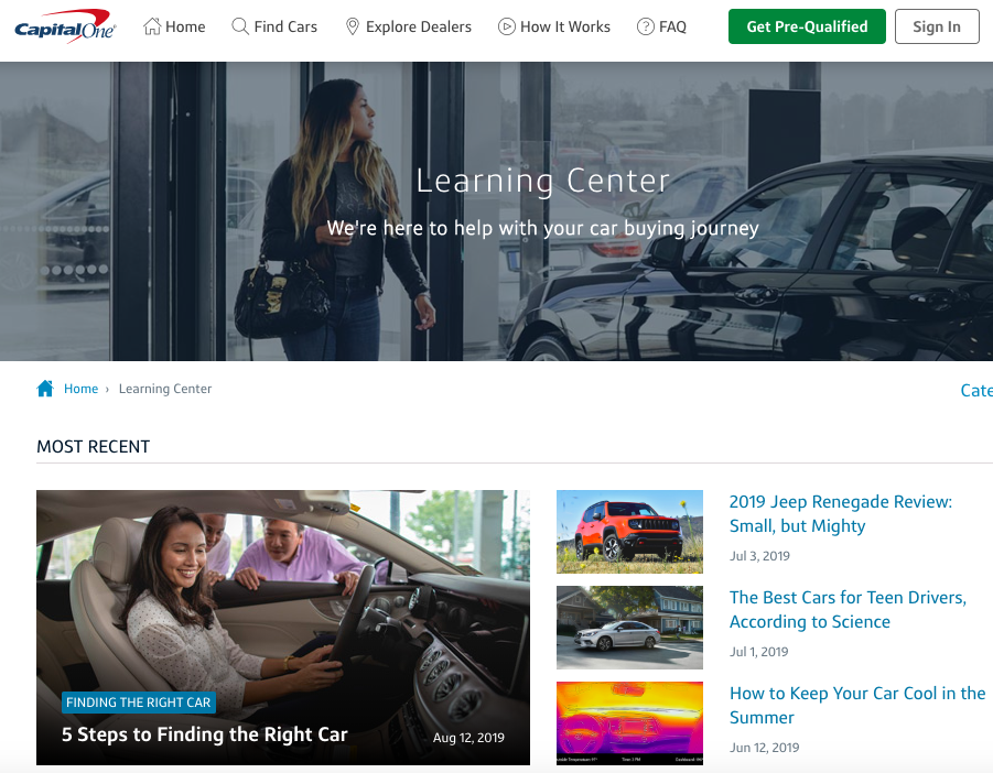 Capital One Car Payment >> Best Auto Loan Companies Of 2019