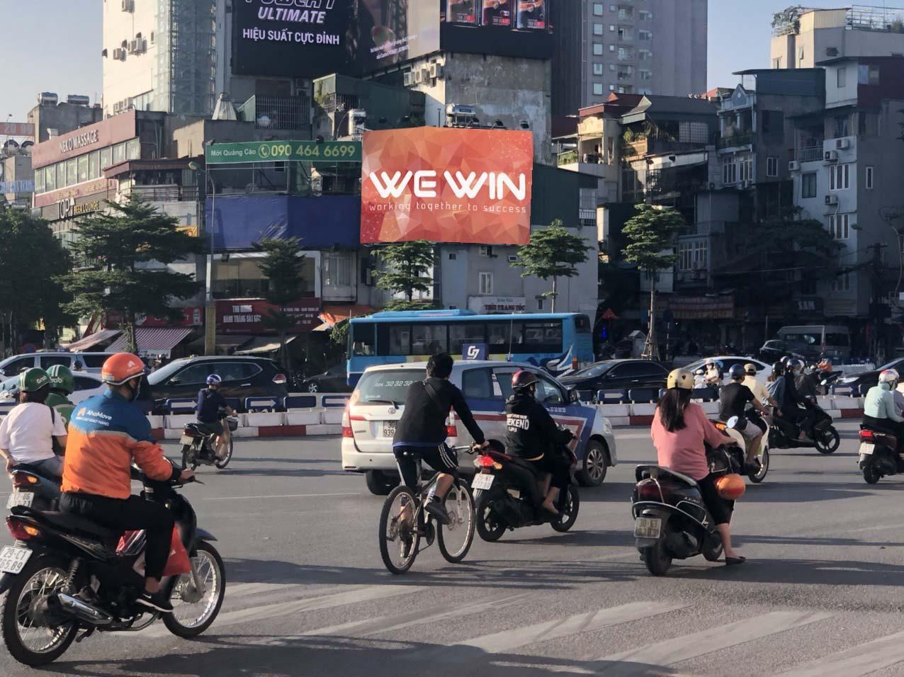quảng cáo billboard tại hà nội