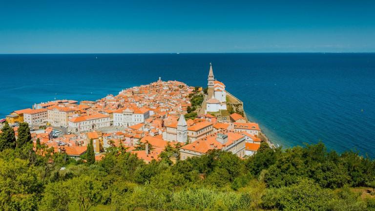 Piran - cidades da Eslovênia