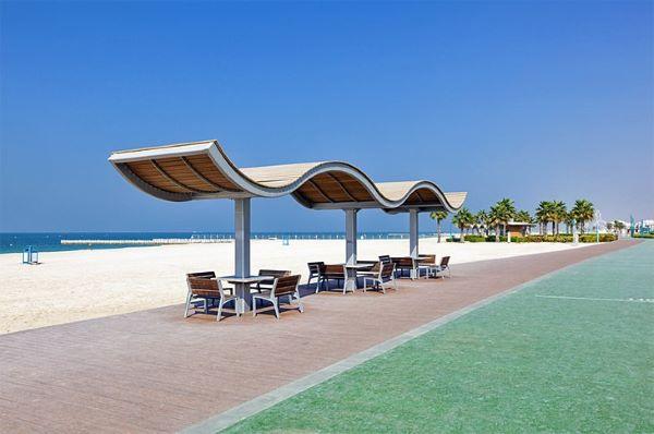 Plage Sunset Beach à Dubaï