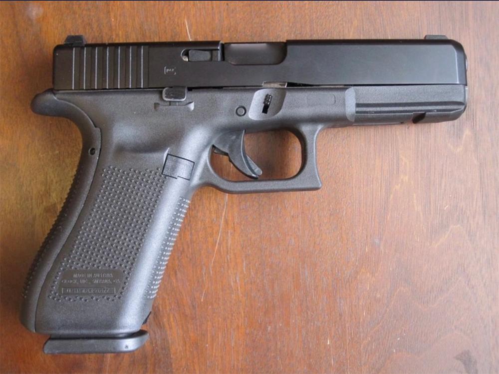 glock 17 gen 4 no finger grooves