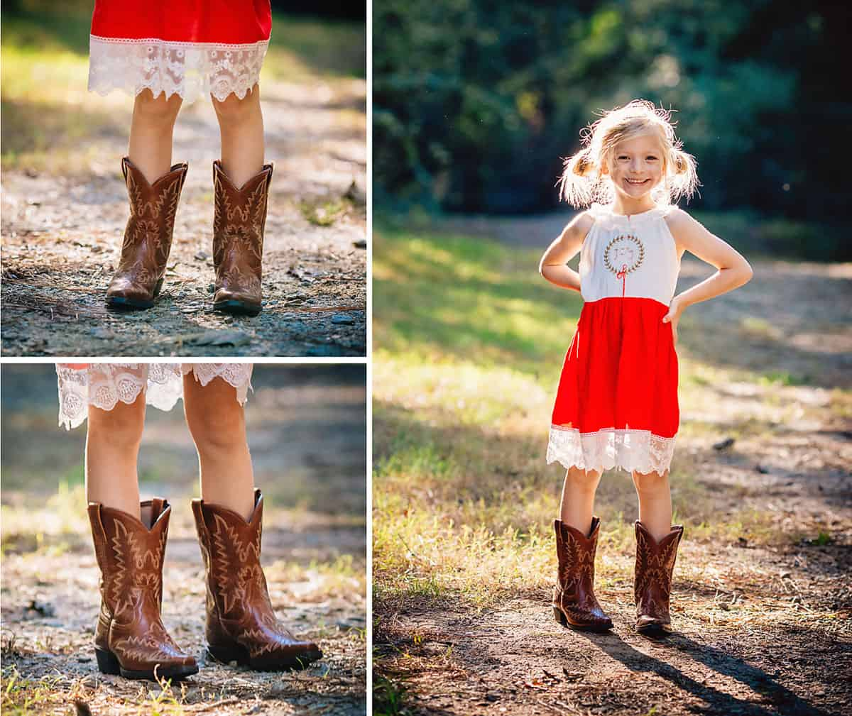 Daily Mom parents portal holiday 2018 Boot Barn Kid 4 new shoes