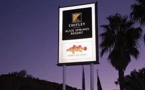 Chifley Alice Springs Resort Australia