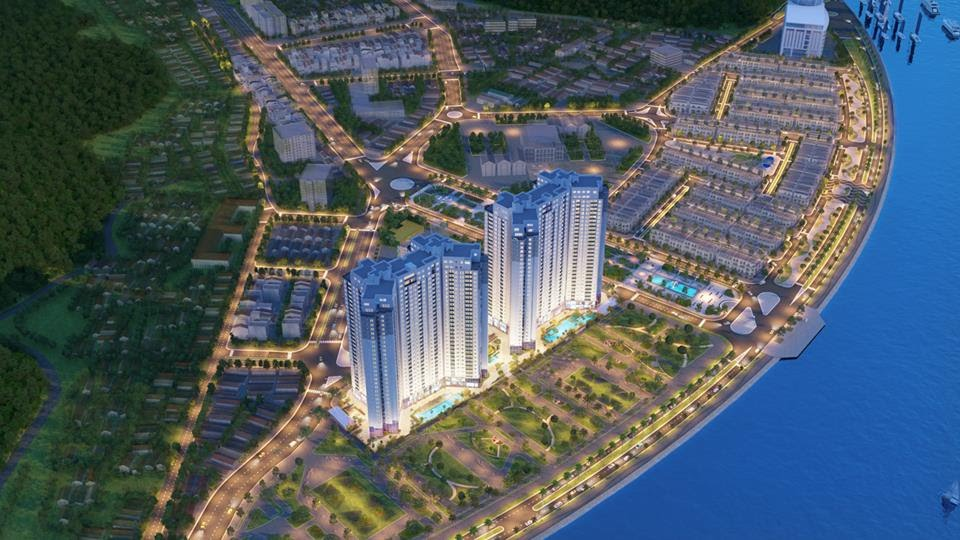Tổng quan về dự án Sapphire Quảng Ninh