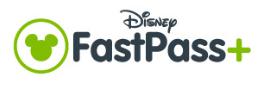 Disneys FastPass+ logo image