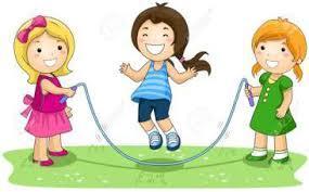 Картинки по запросу подготовительные упражнения для прыжков на скакалке для дошкольников