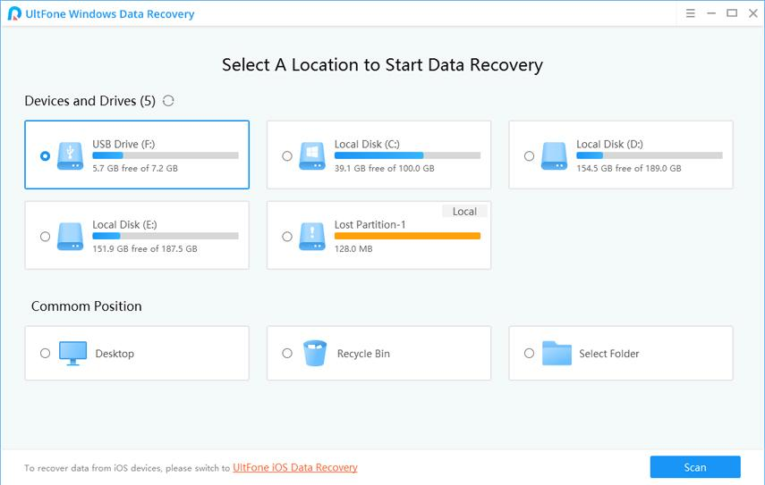 recover deleted files from hard drive