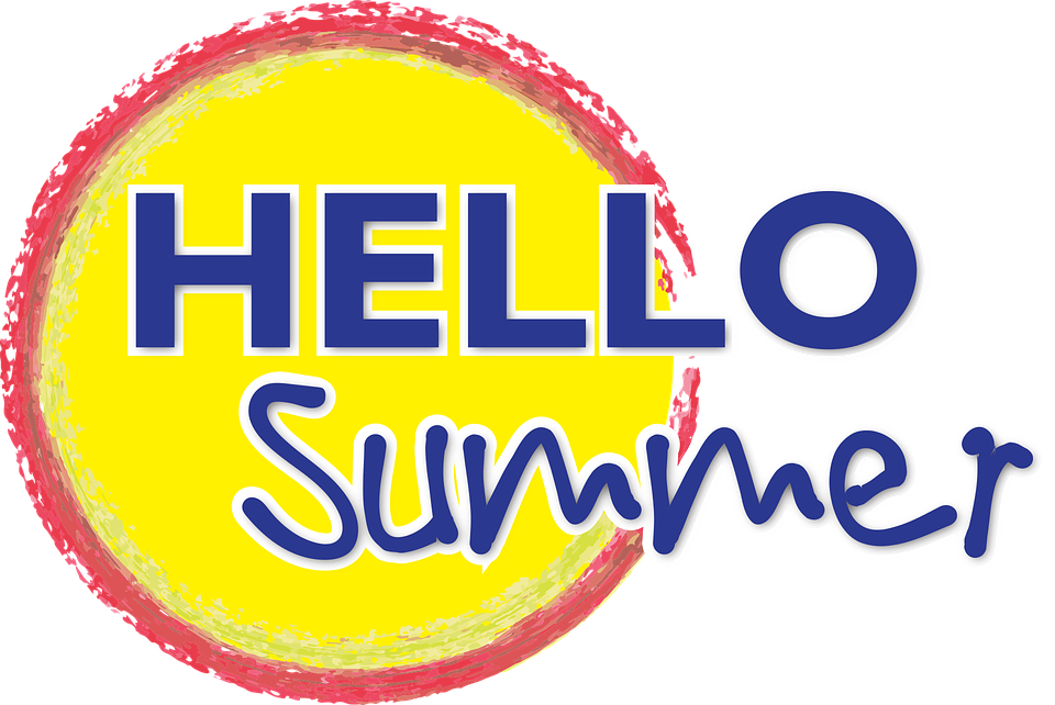 Free vector graphic: Blog, Hello, Summer, Sun, Bright - Free Image ...