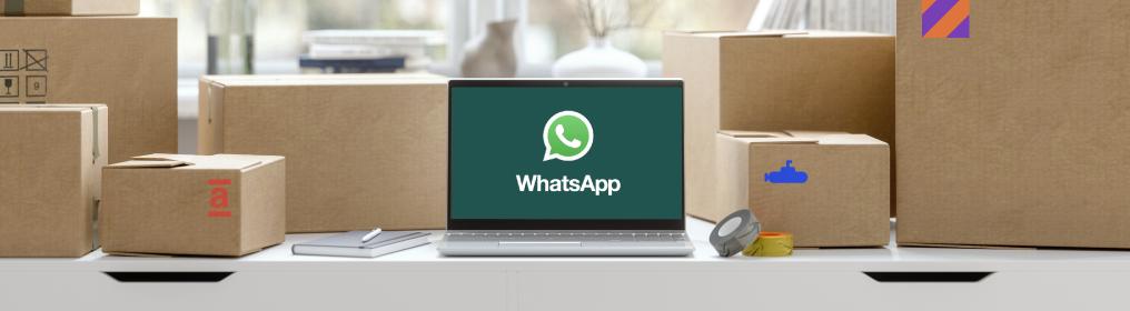 whatsapp web- capa