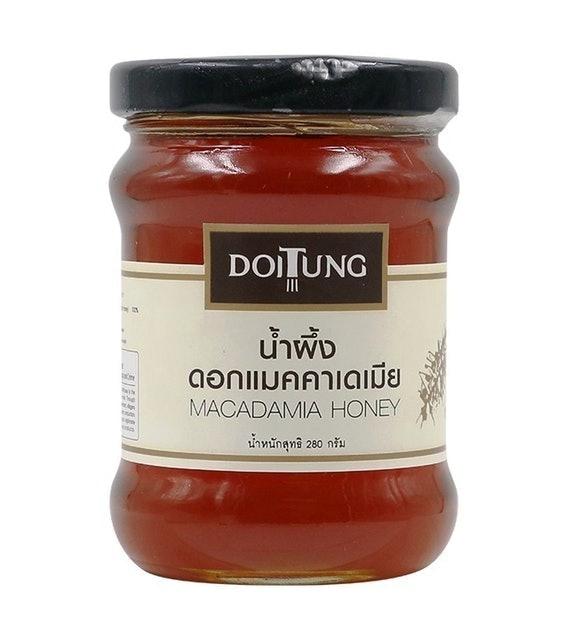 3. น้ำผึ้งดอกแมคคาเดเมีย ดอยตุง