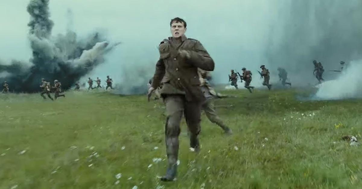 Kết quả hình ảnh cho thế chiến 1917