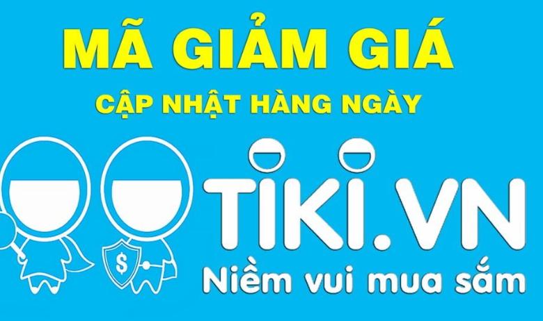Mã giảm giá Tiki khi mua lần đầu giúp các bạn mua hàng với chi phí thấp