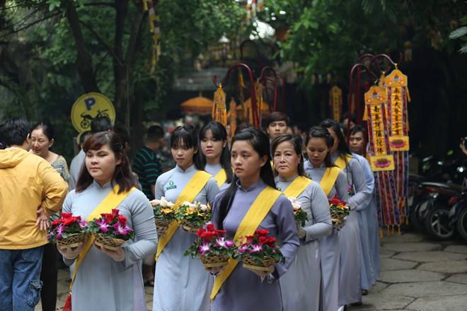 Những việc nên làm khi lên chùa trong ngày lễ Vu Lan báo hiếu