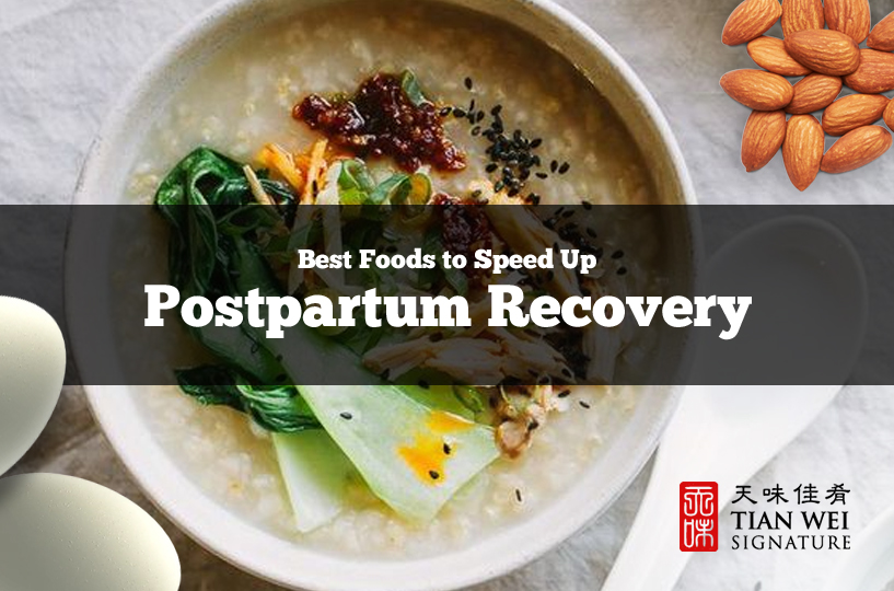Best Foods to Speed Up Postpartum Recovery